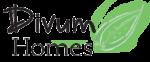 Divum Homes leaf_logo