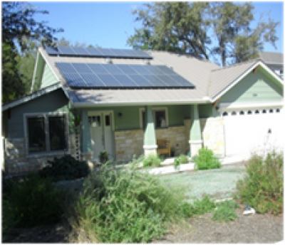 Net-zero with energy - Austin, TX
